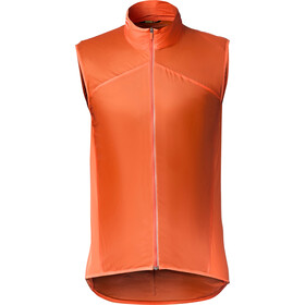 Mavic Sirocco SL Gilet Homme, red-orange